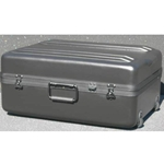 Parker Plastics Deluxe Tote Wheeled Case DX-2317-10-W