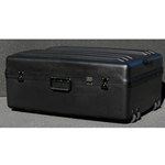 Parker Plastics Deluxe Tote Wheeled Case DX-3023-12-W