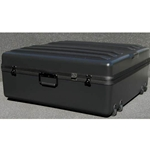 Parker Plastics Deluxe Tote Wheeled Case DX-3030-12-W
