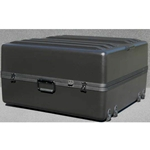 Parker Plastics Deluxe Tote Wheeled Case DX-3030-16-W