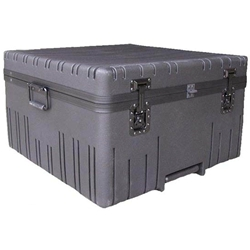 Parker Plastics Roto Rugged Tote Wheeled Case RR2525-14-TW