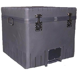 Parker Plastics Roto Rugged Tote Wheeled Case RR2525-22-TW