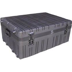 Parker Plastics Roto Rugged Tote Wheeled Case RR3223-12-TW