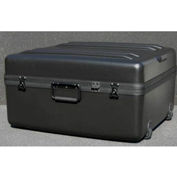 Parker Plastics Deluxe Tote Wheeled Case DX-2421-12-W