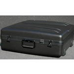 Parker Plastics Deluxe Tote Wheeled Case DX-2421-8-W Layer Foam Filled
