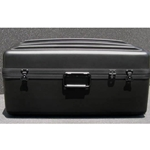 Parker Plastics Deluxe Tote Wheeled Case DX-2719-12-W Empty No Foam