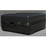 Parker Plastics Deluxe Tote Wheeled Case DX-3030-14-W Layer Foam Filled