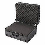 Parker Plastics Roto Rugged Carrying Case RR1814-12 Layer Foam Filled