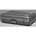 Parker Plastics Deluxe Tote Wheeled Case DX-2317-6-W