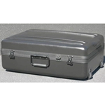 Parker Plastics Deluxe Tote Wheeled Case DX-2317-8-W