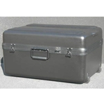 Parker Plastics Deluxe Tote Wheeled Case DX-2317-12-W