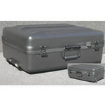 Parker Plastics Deluxe Tote Wheeled Case DX-2215-8-W Layer Foam Filled