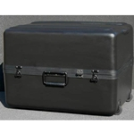Parker Plastics Deluxe Tote Wheeled Case DX-2317-16-W Empty No Foam