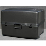 Parker Plastics Deluxe Tote Wheeled Case DX-2421-16-W Layer Foam Filled