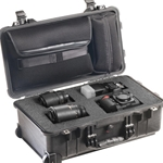 Pelican Protector Carry On Case 1510 Laptop Foam Case